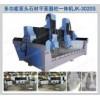 济南 精刻数控JK-2030SA双头加高石材雕刻机