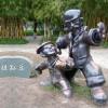 供应西方铸铜雕像